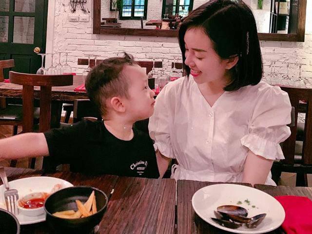 Khoe con trai biết làm việc nhà, Ly Kute tiết lộ chuyện đơn thân cũng nuôi dạy con cực khéo-5