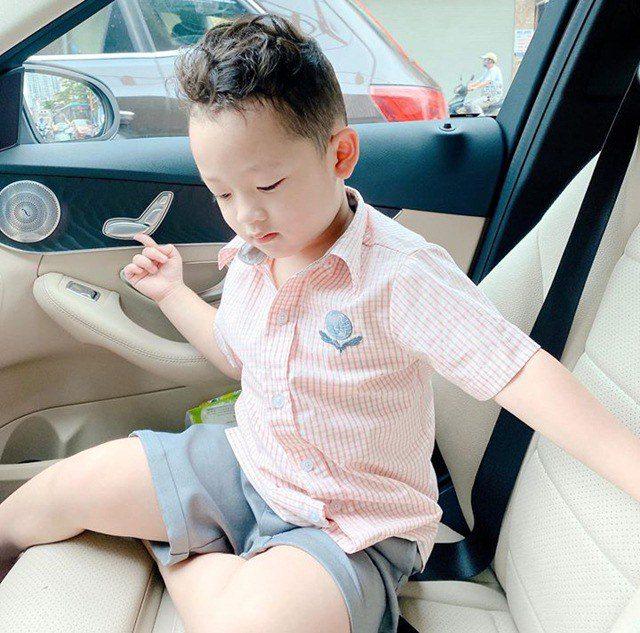 Khoe con trai biết làm việc nhà, Ly Kute tiết lộ chuyện đơn thân cũng nuôi dạy con cực khéo-6