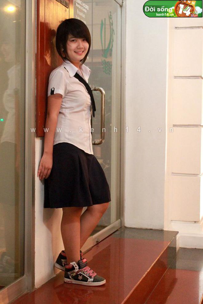 Thêm gái Việt được khen trên báo Trung, lần này là Chù Disturbia - hot girl Sài Gòn nổi tiếng 10 năm trước-3