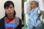 Nóng: Người mẹ bỏ rơi con nhỏ dưới hố gas đang bị tạm giam để điều tra do liên quan đến một vụ án khác-3