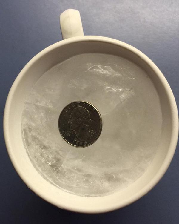 Đặt 1 đồng xu vào tủ lạnh trước khi vắng nhà vài ngày, tưởng kỳ cục nhưng khi biết lý do thì ai cũng phải học theo-2
