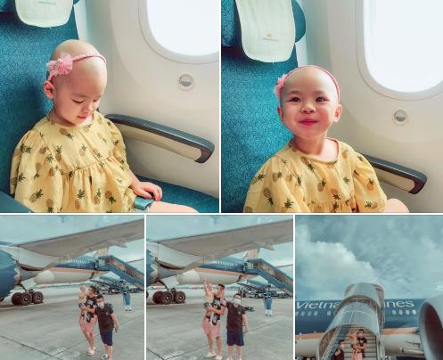 Hành trình cùng con chống chọi với ung thư của ông bố trẻ khiến bao người bật khóc-6