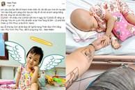 Hành trình cùng con chống chọi với ung thư của ông bố trẻ khiến bao người bật khóc