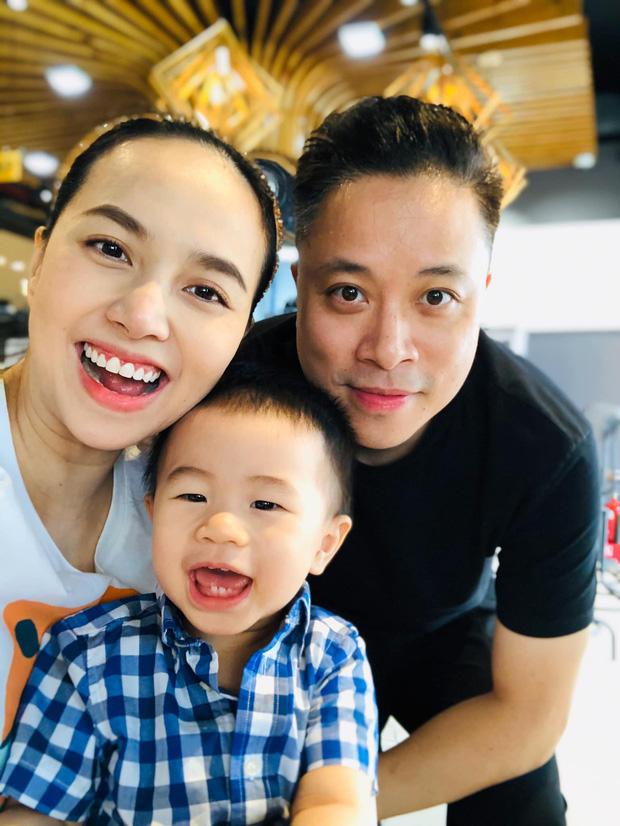 Đinh Ngọc Diệp mang thai con trai thứ 2 cho Victor Vũ, gần lúc lâm bồn mới công khai chính thức-2