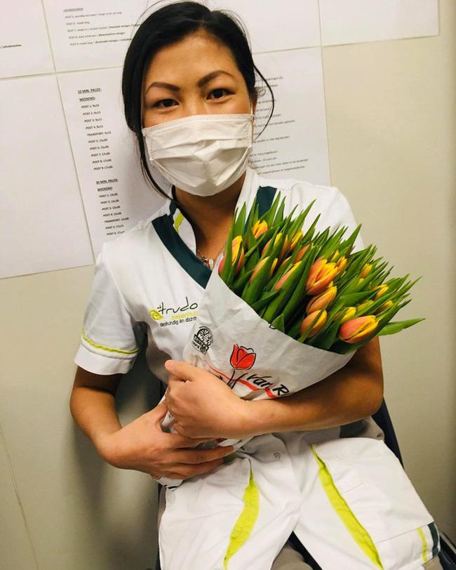 Cô gái Hmong nói tiếng Anh như gió Lò Thị Mai khoe ảnh cuộc sống tươi vui ở Bỉ, tiết lộ bị nhiều người xem thường hậu ly hôn-2