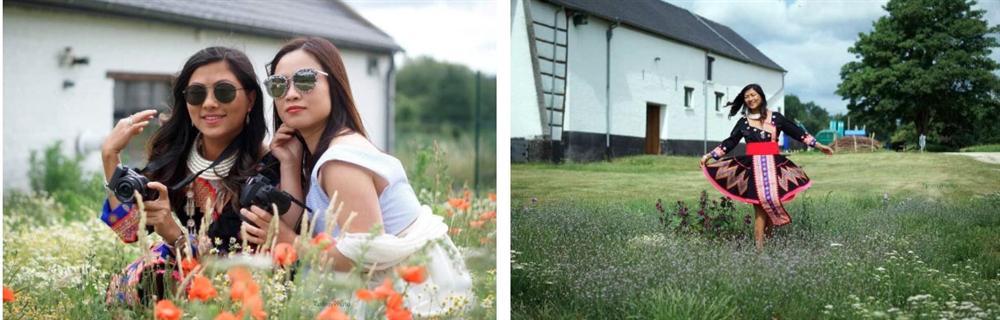 Cô gái Hmong nói tiếng Anh như gió Lò Thị Mai khoe ảnh cuộc sống tươi vui ở Bỉ, tiết lộ bị nhiều người xem thường hậu ly hôn-3
