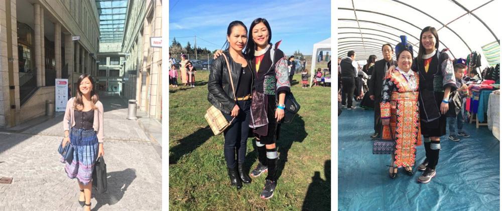Cô gái Hmong nói tiếng Anh như gió Lò Thị Mai khoe ảnh cuộc sống tươi vui ở Bỉ, tiết lộ bị nhiều người xem thường hậu ly hôn-5