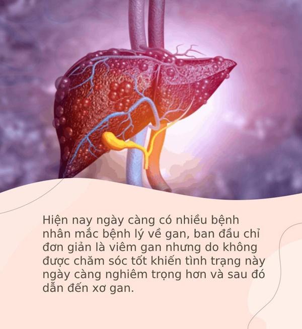 Trước khi gan bị tổn thương, cơ thể sẽ phát ra 3 tín hiệu quan trọng bạn nên biết-1