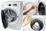 Vài bước đơn giản vệ sinh máy giặt sạch bong chẳng cần tốn tiền gọi thợ