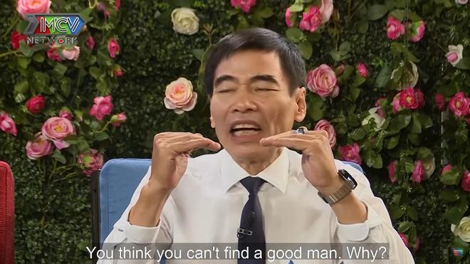 Tiến sĩ Lê Thẩm Dương nói với Nam Em: Bạn phải chơi ngay với một thằng như tôi đây này-3