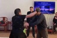 Võ sư Thái Cực nổi giận khi bị đánh lén vào mặt