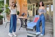 """Ngoài áo phông, vẫn có 11 kiểu áo mix cùng quần jeans """"auto"""" xịn đẹp, xem xong là chị em sẽ thấy cả chân trời mới"""