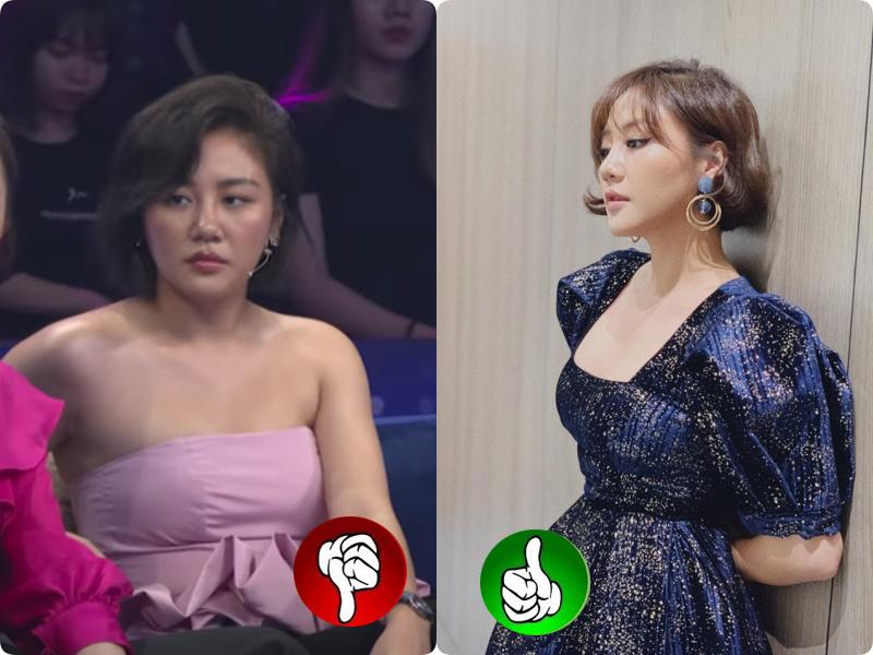 Gầy như Hari Won còn bị mỡ lưng huống chi Văn Mai Hương, để không bị lộ ngấn mỡ bèo nhèo chị em cần tránh 3 dáng váy áo này càng xa càng tốt-6