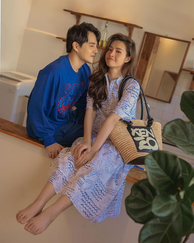 Đông Nhi chính thức công khai giới tính con đầu lòng, nhìn phản ứng của Ông Cao Thắng mà hạnh phúc lây!-6