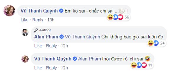 Hậu xác nhận làm bạn, Alan Phạm - Vũ Thanh Quỳnh liền đổi luôn cách xưng hô-2