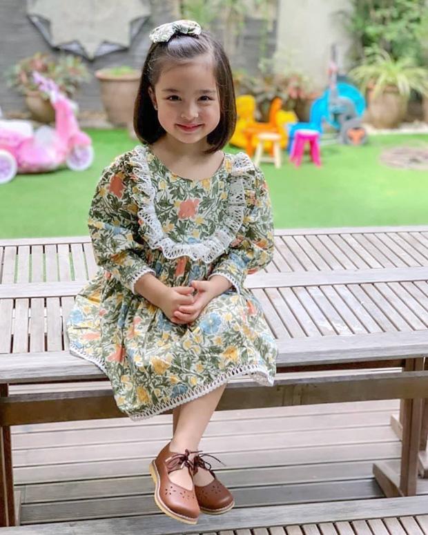 Con gái mỹ nhân đẹp nhất Philippines khiến nửa triệu người phát sốt chỉ với 1 bức ảnh, bảo sao cát-xê cao hơn cả mẹ-1