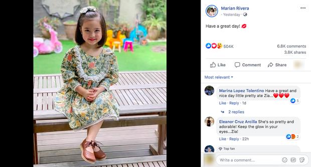 Con gái mỹ nhân đẹp nhất Philippines khiến nửa triệu người phát sốt chỉ với 1 bức ảnh, bảo sao cát-xê cao hơn cả mẹ-2