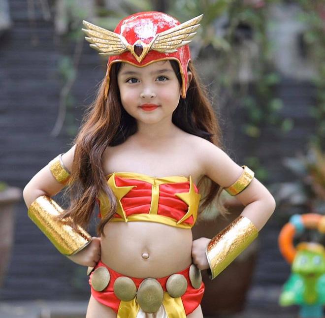 Con gái mỹ nhân đẹp nhất Philippines khiến nửa triệu người phát sốt chỉ với 1 bức ảnh, bảo sao cát-xê cao hơn cả mẹ-3