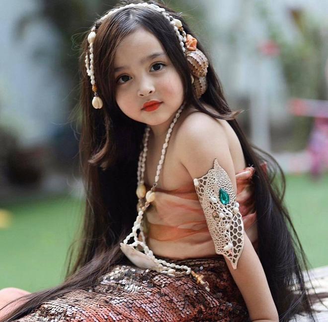 Con gái mỹ nhân đẹp nhất Philippines khiến nửa triệu người phát sốt chỉ với 1 bức ảnh, bảo sao cát-xê cao hơn cả mẹ-4