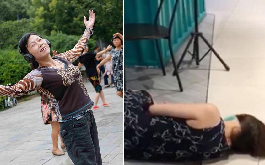 Giận chồng ra công viên nhảy nhót, người phụ nữ ngất xỉu nhập viện trong tình trạng xuất huyết não nặng rồi tử vong-1
