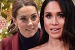 """Không ngờ Công nương Kate từng bí mật liên kết với Nữ hoàng để """"đối phó"""" với Meghan"""