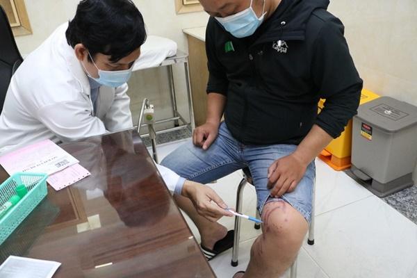 TP.HCM: Báo động bỏng, viêm da do kiến ba khoang-2