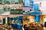 Những căn bếp với không gian xanh mướt, tuyệt đẹp, đảm bảo chị em vừa nhìn chỉ muốn lao vào nấu nướng ngay