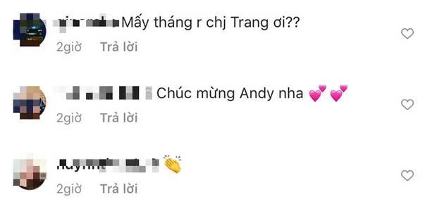 """Thu Trang tự khoe ảnh lộ bụng to rõ cùng lời khẳng định Andy có em"""", chuyện gì đây?-6"""