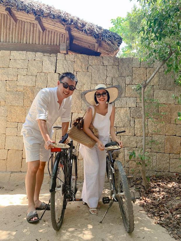 Ốc Thanh Vân hội ngộ gia đình Hà Hồ trong kì nghỉ sang chảnh, tiện dành lời chúc phúc cho mẹ bầu và Kim Lý-4
