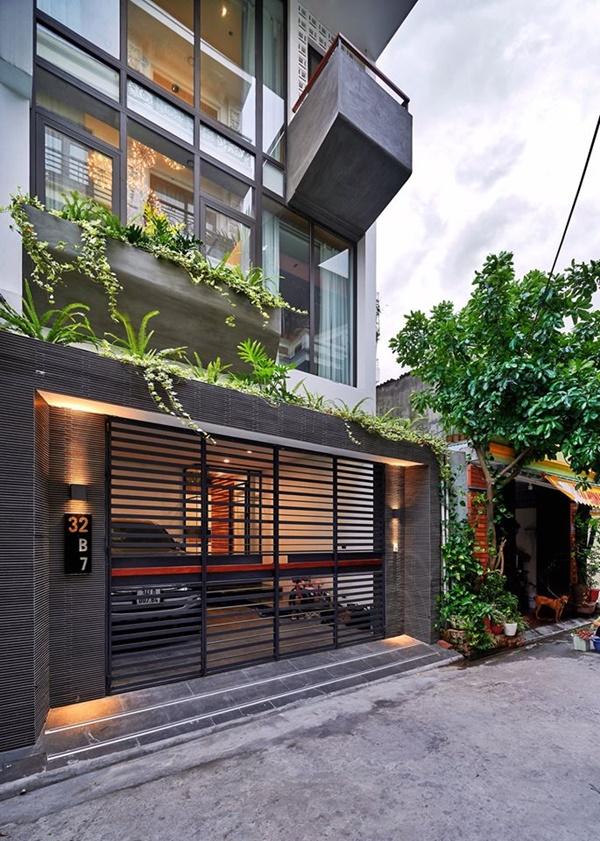 Chàng trai Hà Nội xây nhà đẹp báo hiếu bố mẹ, chỉ luôn cách tận dụng ánh sáng tự nhiên chẳng tốn tiền điện-3