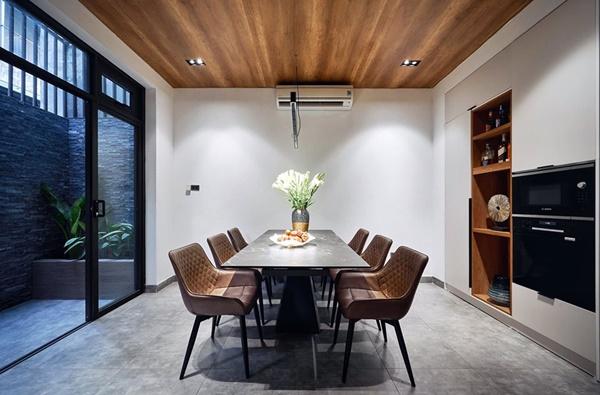 Chàng trai Hà Nội xây nhà đẹp báo hiếu bố mẹ, chỉ luôn cách tận dụng ánh sáng tự nhiên chẳng tốn tiền điện-10