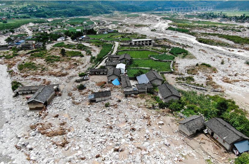 Những hình ảnh đáng sợ về cơn đại hồng thủy ở miền Nam Trung Quốc gây ra bởi những cơn mưa dai dẳng kéo dài hơn 30 ngày-26