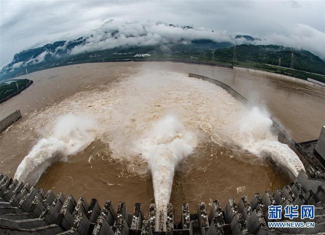 Những hình ảnh đáng sợ về cơn đại hồng thủy ở miền Nam Trung Quốc gây ra bởi những cơn mưa dai dẳng kéo dài hơn 30 ngày-33