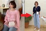 Trong muôn vàn mẫu áo, đây là 3 kiểu đỉnh nhất trong khoản hack chiều cao và giúp bạn trông eo ót hẳn đi