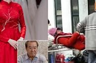 Vừa nhìn thấy cô dâu mặc áo dài đỏ, mẹ chồng lăn đùng ra ngất còn bố chồng tuyên bố hủy hôn