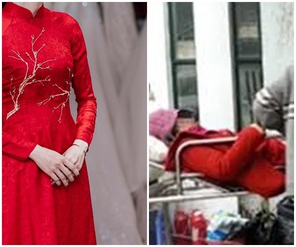 Vừa nhìn thấy cô dâu mặc áo dài đỏ, mẹ chồng lăn đùng ra ngất còn bố chồng tuyên bố hủy hôn-2