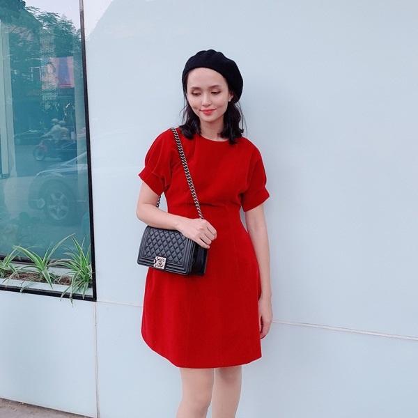 Chị gái công chúa béo Quỳnh Anh ăn mặc sang chảnh, túi Hermes nhiều hơn cả em gái-4