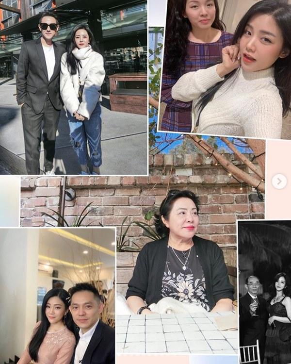 Em gái mỹ nhân của Ông Cao Thắng bất ngờ chia sẻ ảnh chụp cùng chị gái kín tiếng, nhan sắc người chị ruột khiến ai cũng trầm trồ-5