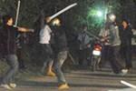 Hỗn chiến trong quán nhậu ở TP.HCM, 1 người bị đâm chết-2