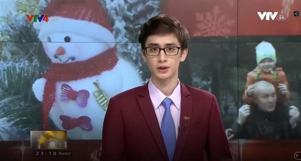 MC điển trai người Nga trả lời fan lý do bất ngờ dẫn bản tin VTV sau thời gian dài vắng bóng-2