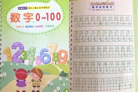 Một giáo viên mầm non tự ý mua vở chữ Trung Quốc cho học sinh tập viết, phụ huynh phản đối nhưng cô vẫn không chịu nhận sai