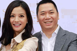 Triệu Vy lên tiếng về tin đồn ly hôn chồng đại gia