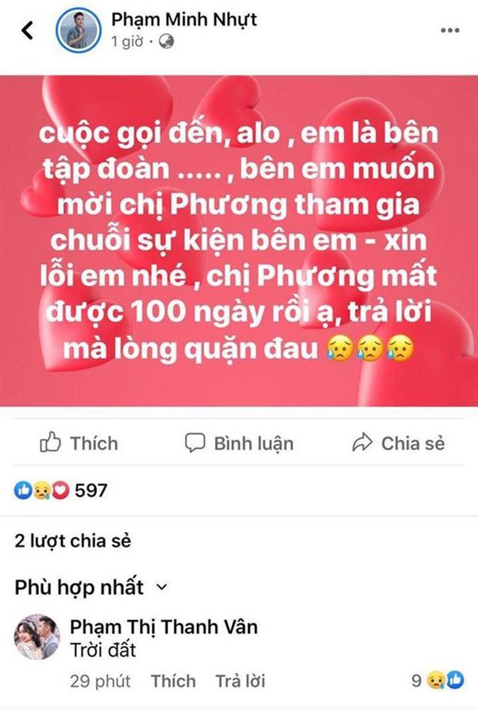 """Đã qua 100 ngày Mai Phương mất nhưng vẫn có tập đoàn lớn mời đi sự kiện, Ốc Thanh Vân còn phải thốt lên Trời ơi""""-1"""