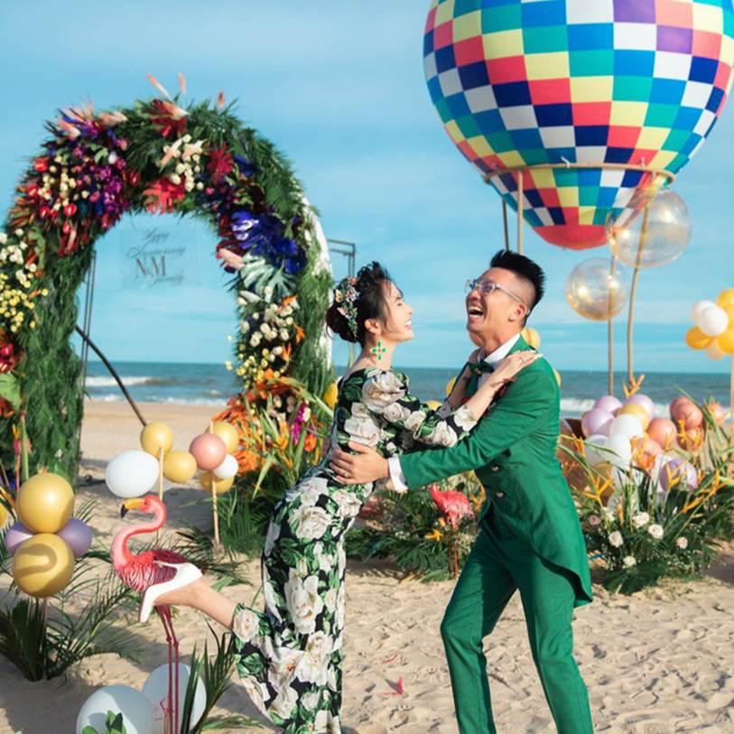 Lại khoe ảnh tình tứ bên vợ 2 Mina, Minh Nhựa gây sốc vì tự nhận Chồng không có nhiều tiền để mua nhà, xe tặng vợ-5