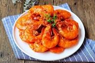 Tôm sốt cà chua: Món ngon dễ làm, đánh bay nồi cơm