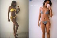 H'Hen Niê diện bikini khoe kết quả lột xác chỉ sau 10 ngày giảm cân, body sexy miễn bàn