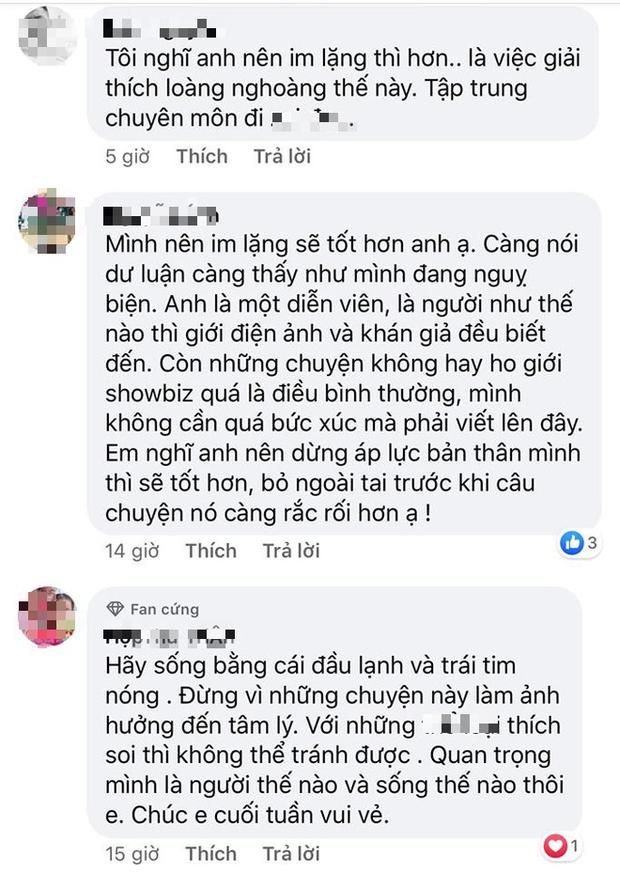 Huỳnh Anh viết hẳn tập làm văn phân tích để giải thích phát ngôn gây tranh cãi, netizen phản ứng: Đọc xong càng không hiểu gì!-2