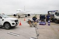 Xe bán tải tông chết người trong sân bay Nội Bài