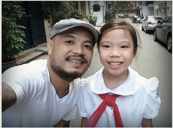 Sau 4 năm bố qua đời, con gái cố nghệ sĩ Trần Lập nay đã là nàng thiếu nữ phổng phao, xinh đẹp dịu dàng-1