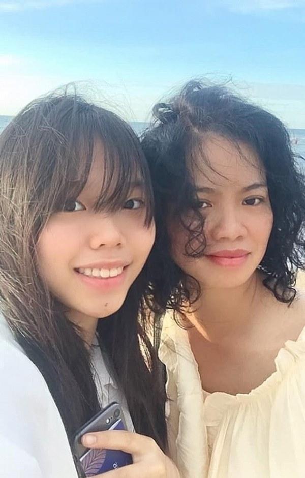 Sau 4 năm bố qua đời, con gái cố nghệ sĩ Trần Lập nay đã là nàng thiếu nữ phổng phao, xinh đẹp dịu dàng-2